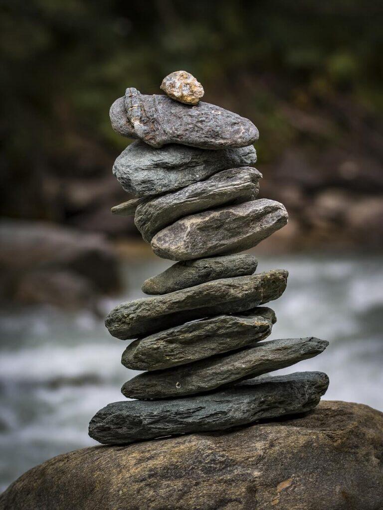 ravnovesje v počutju